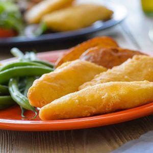 Gluten-Free Haddock - Cooked