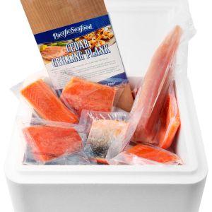 Sea to Shining Seafood Box