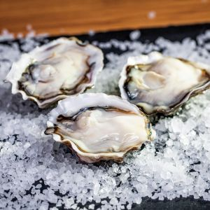 Pacific Oysters on the Half Shell (BBQ Ready)