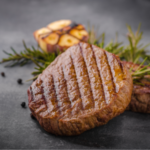 Top Sirloin Steak - Cooked