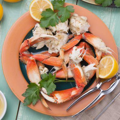 Dungeness Crab Legs