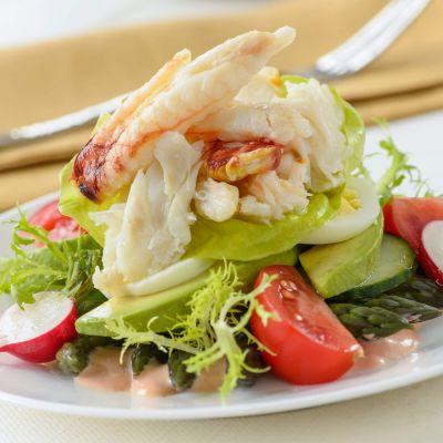 Dungeness Crab Meat Frylegs