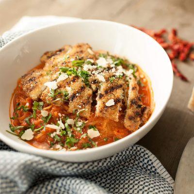 Gluten-Free Italian Breaded Sole